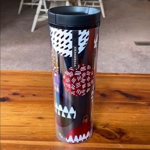 Holiday Ornament Starbucks Tumbler